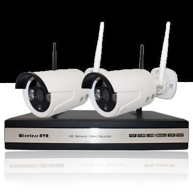 Комплект W2: 2 камеры 720p + ресивер